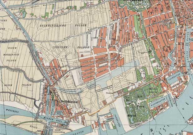 Historisch Delfshaven De Geschiedenis Leeft
