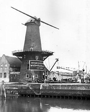 Delfshaven: De Distilleerketel